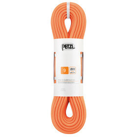 Petzl Volta Guide Seil 9,0 mm x 30 m Orange